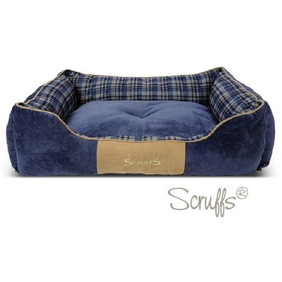 Scruffs Highland Box Dog Bed