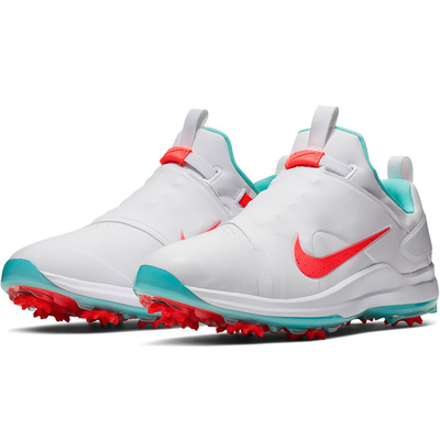 Nike Golf Shoes Tour Premiere White Hot Punch 2019