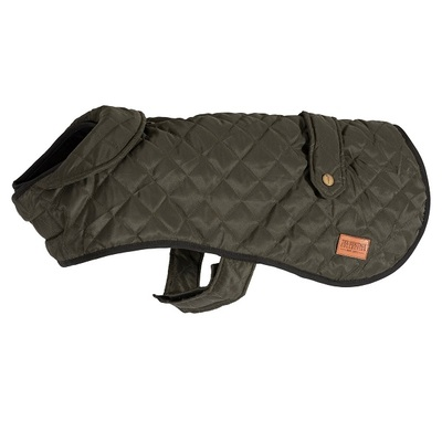 Ancol Heritage Quilted Blanket Dog Coat