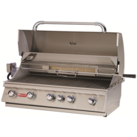 Bull Brahma Stainless-Steel Built-In Gas Grill