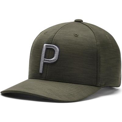 PUMA Golf Cap P 110 Snapback Deep Lichen Green SS20