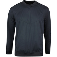 Image of Nike Golf Pullover - NK Shield Victory Crew - Black SS20