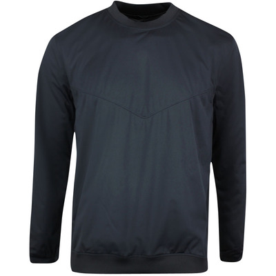 Nike Golf Pullover NK Shield Victory Crew Black SS20