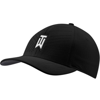 Nike Golf Cap TW Aerobill Heritage 86 Black SS20