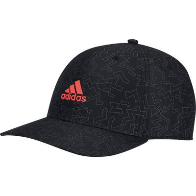 adidas Golf Cap Printed Snapback Black SS20