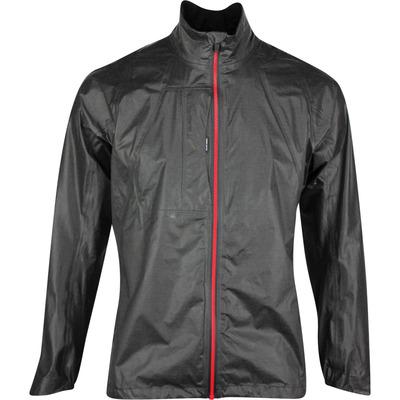 Galvin Green Waterproof Golf Jacket Ashton Shakedry Grey Red SS20