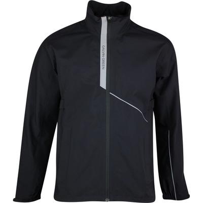 Galvin Green Waterproof Golf Jacket Apollo Black SS20