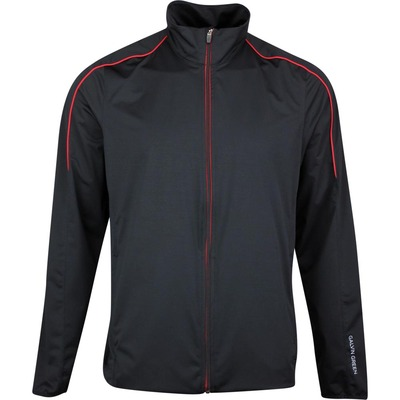 Galvin Green Golf Jacket Langley Interface 1 Black SS20