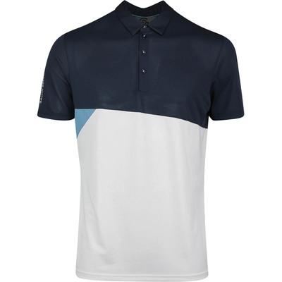 Galvin Green Golf Shirt Mick Navy SS20