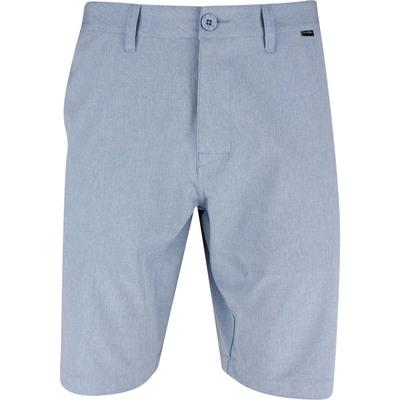 TravisMathew Golf Shorts Beck Blue SS20