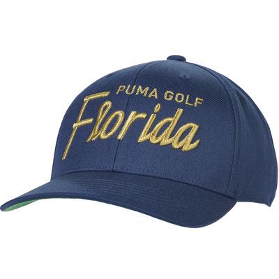 PUMA Golf Cap Florida Script Snapback THE PLAYERS 2020