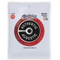 Martin Acoustic Lifespan 2.0 Phosphor Bronze Light Guitar Strings