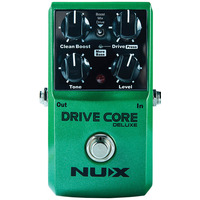 NuX Drive Core Deluxe Boost & Drive Pedal