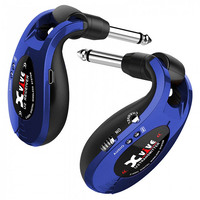 Wireless Guitar System Blue
