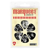 Marquee Club Guitar Picks - Icons