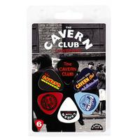Cavern Club Guitar Picks - Logos