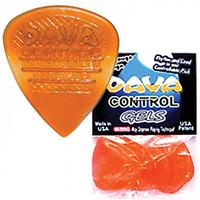 Dava 5 Guitar Pick Pack - Control Gel