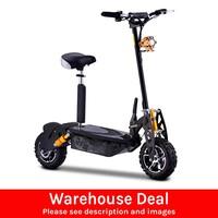 Image of Chaos 48v 1000w Big Wheel Off Road Adult Electric Scooter WH21-272