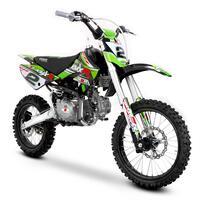 Image of M2R KMXR140 140cc 17/14 86cm Green Dirt Bike