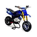 Super Motard - 50cc - Blue - Mini Moto Bikes