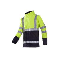 Sioen 9896 Valier High Vis FR AST Fleece Jacket