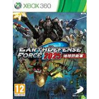Image of Earth Defense Force 2025