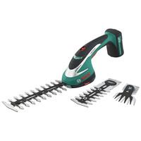 Bosch ASB10.8Li Cordless Shrub Shear Kit
