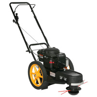 McCulloch MWT420 Petrol Wheeled Trimmer