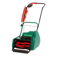 Allett Classic 12E Push Electric Cylinder Mower