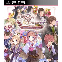 Image of Atelier Rorona Plus The Alchemist of Arland