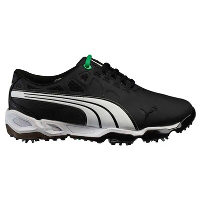 Puma Biofusion Tour Golf Shoes Black White AW15
