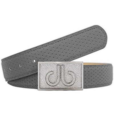 Druh Golf Belt Players Square Leather Grey 2017