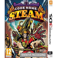 Image of Code Name STEAM