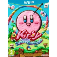 Image of Kirby And The Rainbow Paintbrush