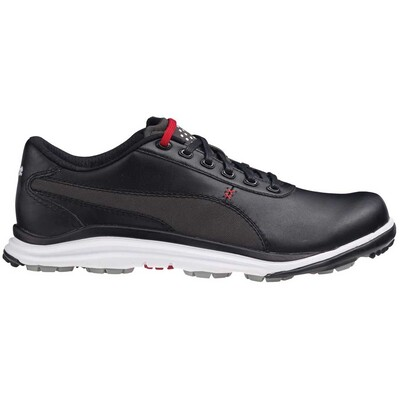 Puma BioDrive Leather Golf Shoes Black AW15