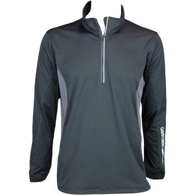 Galvin Green Brad Windstopper Golf Jacket Black Gunmetal