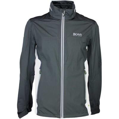Hugo Boss Waterproof Golf Jacket Jalay Pro 1 Black SP16