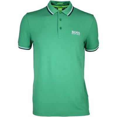 Hugo Boss Paddy Pro Golf Shirt Verdant Green PS16