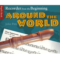 Image of Recorder From The Beginning Pupil's Book