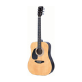 Click to view product details and reviews for Falcon Left Handed Acoustic Guitar.