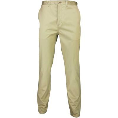 Lyle Scott Golf Trousers Cheswick Chino Dark Sand AW16