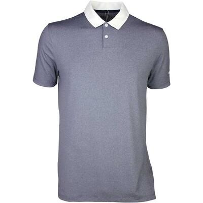 Nike Golf Shirt Icon Heather Obsidian SS16