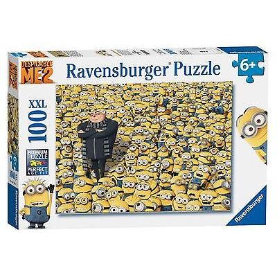 Ravensburger Despicable Me Jigsaw Puzzle (XXL 100 Pieces)