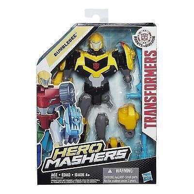 Hero Mashers Transformers Robots In Disguise Bumblebee Figure