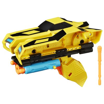 Transformers Robots In Disguise Bumblebee 2 In 1 Blaster Toy