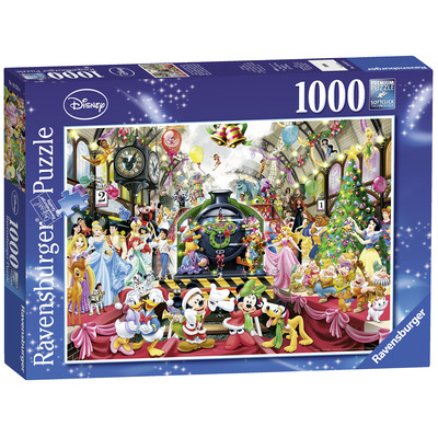 Ravensburger Disney Christmas 1000pc Jigsaw Puzzle