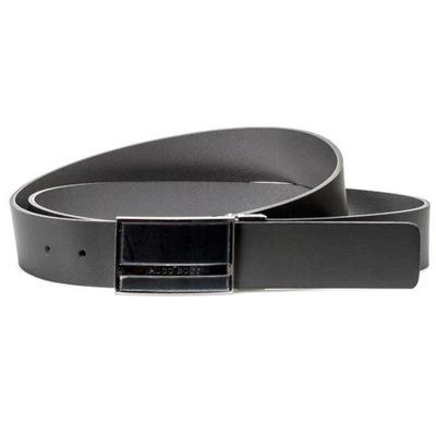 Hugo Boss Golf Belt Tosty Reversible Plaque Black SP16
