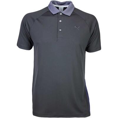 Puma Golf Shirt D Vent Black SS16