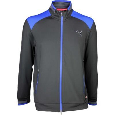 Puma Golf Jacket PWRWARM Track Black SS16