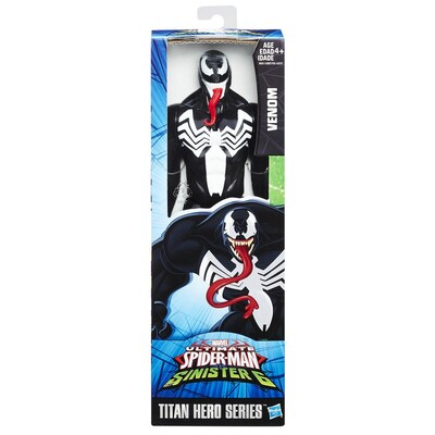 Spider-Man Titan Hero Spiderman Vs Sinister 6 - Venom